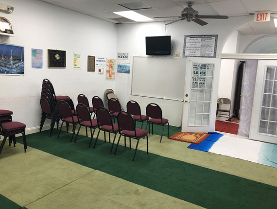 mosque margate coral springs ft. lauderdale florida